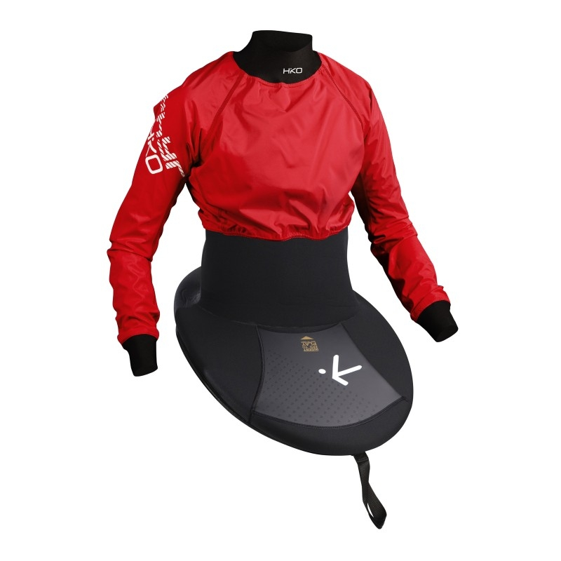 Jupe Anorak ZEPHYR JACKPOT K1 manches longues