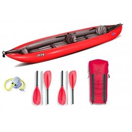 PACK Kayak Ultra Léger TWIST 2/1 Convertible