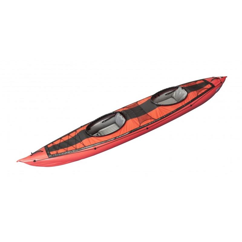 Kayak gonflable de mer gumotex seawave - Kayak de mer gonflable ...