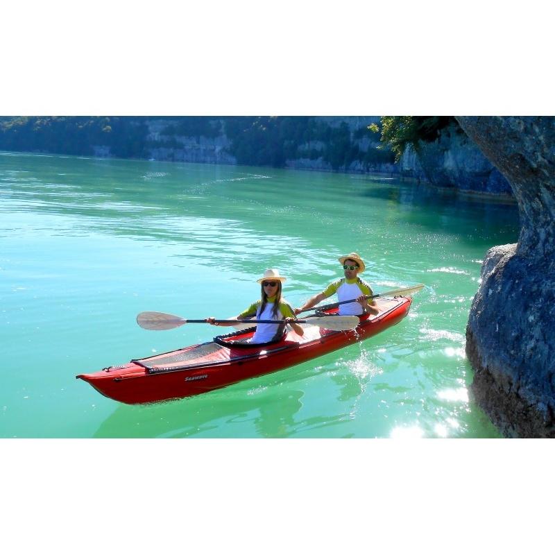 Kayak de peche en mer 2 places - Kayak de mer 2 places ...