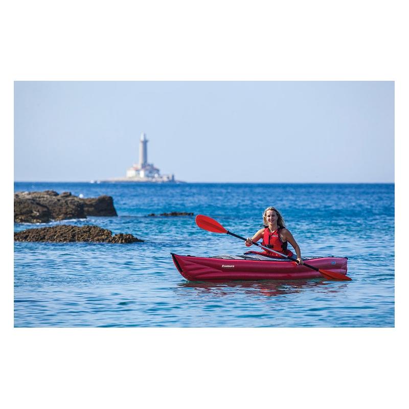 Kayak gonflable de mer gumotex framura - Kayak de mer gonflable ...
