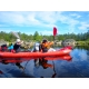 KAYAK GONFLABLE SOLAR 410 CONVERTIBLE