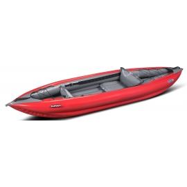 Kayaks rivière auto-videur