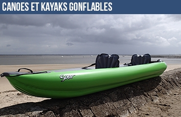Canoes et kayaks gonflables
